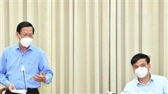 Chủ tịch UBND TPHCM Phan Văn Mãi: Xây dựng và làm mới 'thương hiệu' TPHCM