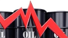 Lao dốc mạnh, dầu Brent giảm tới 1,13 USD/thùng