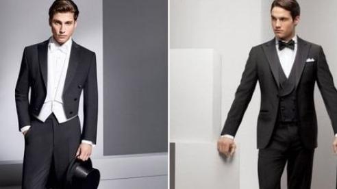 Trang phục white tie và black tie khác nhau như thế nào?