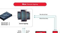 Bkav được chứng nhận đạt chuẩn về Quy trình cung cấp dịch vụ ký số từ xa Remote Signing