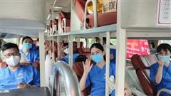 Bệnh viện Điều trị Covid-19 Trưng Vương chi viện An Giang