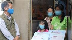 Trình Chính phủ ban hành chính sách hỗ trợ phụ nữ và trẻ em mồ côi do dịch Covid-19