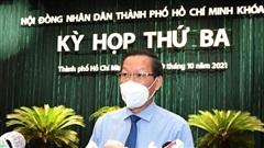 Chủ tịch UBND TPHCM Phan Văn Mãi: TPHCM sẽ tổ chức tưởng niệm người mất vì Covid-19