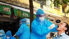 Nghệ An ghi nhận thêm 10 ca dương tính SARS-CoV-2