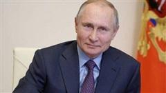 Tổng thống Putin không tham dự trực tiếp Hội nghị thượng đỉnh G20