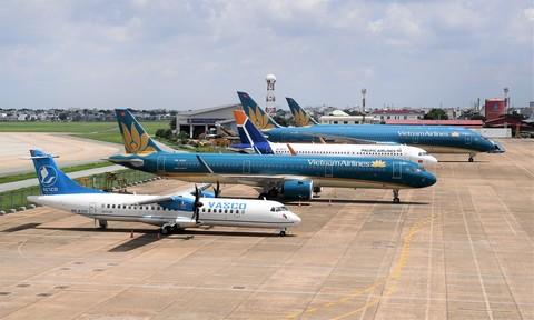 Vietnam Airlines Group gần khôi phục hoàn toàn mạng bay nội địa