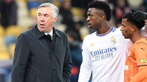 Real Madrid thắng hủy diệt, Ancelotti vẫn thận trọng đấu Barca