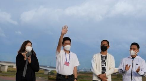 Người Việt tại Fukuoka (Nhật Bản) gây quỹ ủng hộ quê nhà phòng, chống Covid-19 bằng bóng đá