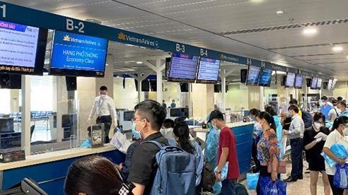 3 chuyến bay đưa hơn 600 công dân Bắc Ninh về quê