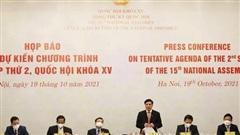 Khai mạc Kỳ họp thứ 2, Quốc hội khóa XV: Nới bội chi, tăng nợ công và quy mô hỗ trợ?