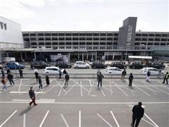 Ga số 2 sân bay Manchester mở lại sau khi lệnh phong tỏa được dỡ bỏ