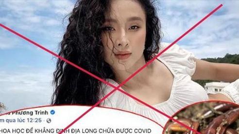 Chủ tài khoản Angela Phương Trinh bị phạt 7,5 triệu đồng