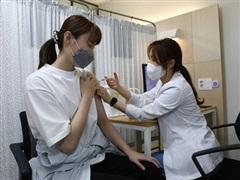 Sống chung với COVID-19: Hàn Quốc áp dụng 'thẻ vaccine'