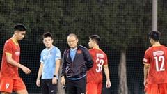HLV Park Hang Seo chốt danh sách 23 cầu thủ đá vòng loại U23 châu Á