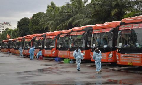 Phương Trang xin gia hạn thực hiện chuyến xe 0 đồng đưa đón người dân đi/đến TPHCM