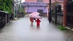 Nepal: Lũ lụt, sạt lở đất khiến ít nhất 43 người thiệt mạng