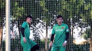 Danh sách chính thức 23 cầu thủ tham dự Vòng loại U23 châu Á 2022
