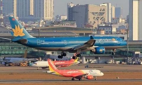 Từ 21/10: Tăng tần suất chuyến bay Hà Nội - TPHCM lên 6 chuyến/ngày