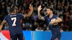 Messi lập cú đúp giúp Paris Saint-Germain thắng kịch tính Leipzig