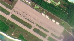 Lầu Năm Góc triển khai máy bay B-1 và 200 phi công tới tiền đồn Diego Garcia