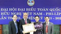 Hội hữu nghị Việt Nam-Philippines đổi mới hoạt động trong nhiệm kỳ mới