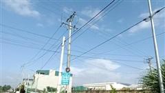 Người dân lo lắng vì đường điện 35 KV sát khu dân cư