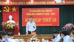 Nhiều cán bộ Ban Dân tộc tỉnh Hà Giang bị kỷ luật