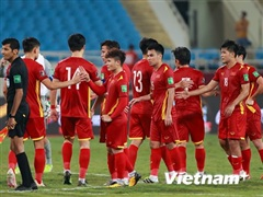 Đội tuyển Việt Nam tụt 3 bậc trên bảng xếp hạng FIFA tháng 10