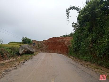 Thanh Hóa: Thông Quốc lộ 15C, huyện Mường Lát không còn bị chia cắt