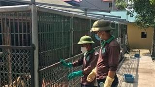 Hiểm nguy như nghề cứu hộ động vật hoang dã