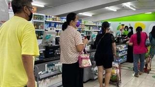 Số ca tử vong vì COVID-19/ngày cao kỷ lục, Singapore kéo dài lệnh giãn cách thêm 1 tháng
