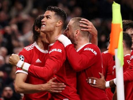 Kết quả chi tiết loạt trận vòng bảng Champions League sáng 21/10