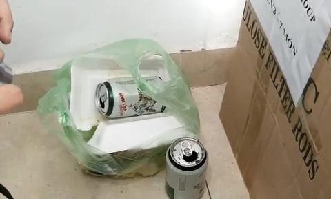 Mang bia lên tầng cao chung cư ở Sài Gòn uống, rồi rơi xuống tử vong