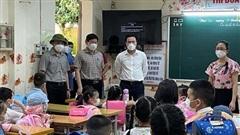 Học sinh huyện Thanh Miện (Hải Dương) chuyển sang học trực tuyến