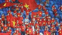 Hà Nội đồng ý đón khán giả cổ vũ ĐT Việt Nam, không quá 30% sức chứa SVĐ Mỹ Đình