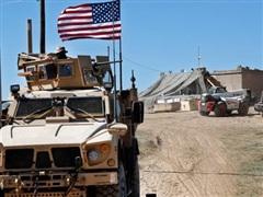 Máy bay không người lái tấn công căn cứ Al-Tanf của Mỹ ở Syria