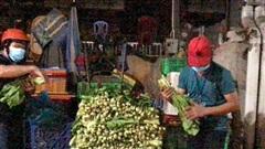Ngày mai 22-10, chợ đầu mối Hóc Môn hoạt động trở lại với 50% công suất
