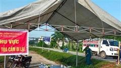 Thanh Hóa: Số ca mắc tại các ổ dịch tăng nhẹ trong ngày 21/10