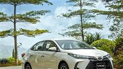 Mua xe Vios và Corolla Altis được Toyota ưu đãi lớn