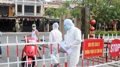 Ca mắc Covid-19 ở Quảng Nam tăng liên tiếp trong 10 ngày gần đây