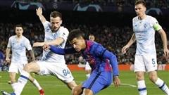 Barcelona có chiến thắng đầu tiên ở Champions League mùa này