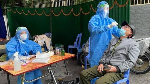 3 mẹ con dương tính SARS-CoV-2, Nghệ An thêm 25 ca mắc