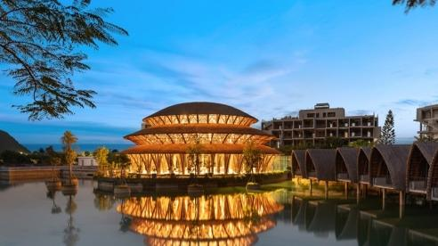 Nhà hàng tre Vedana (Ninh Bình) và nhà Bát Tràng (Hà Nội) đạt giải thưởng Dezeen Awards 2021
