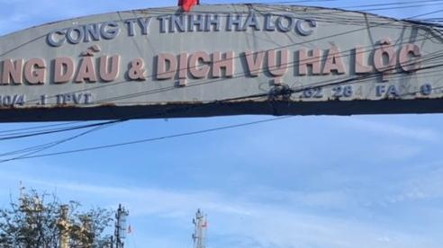 Khám xét công ty xăng dầu lớn ở Bà Rịa - Vũng Tàu