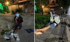 TPHCM: Công an tuần tra, bắt tại trận nhóm đối tượng trộm một lúc 2 xe máy