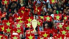 Sân Mỹ Đình được đón khán giả trong 2 trận đấu tại vòng loại World Cup 2022
