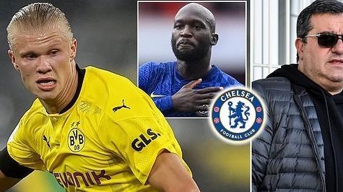 HLV Tuchel tiết lộ lý do Chelsea 'bỏ' Haaland để ký Lukaku