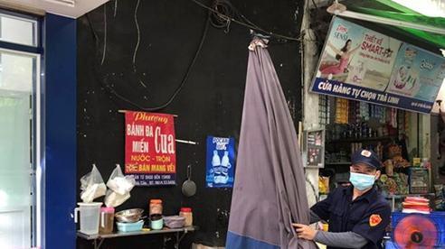 Quận Ba Đình: Tăng kiểm tra các cơ sở kinh doanh, dịch vụ ăn uống trong thực hiện các biện pháp phòng, chống dịch