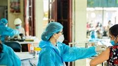 Thanh Hóa: Thị xã Bỉm Sơn hoàn thành tiêm vắc xin cho người dân trước ngày 25/10