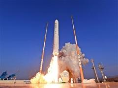 Hàn Quốc tham gia chinh phục không gian với tên lửa tự sản xuất